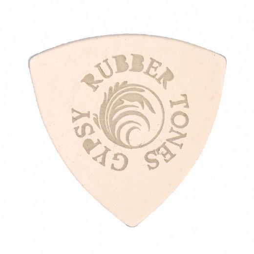 Rubber Tones Gypsy Clear Silicone 1 Pick